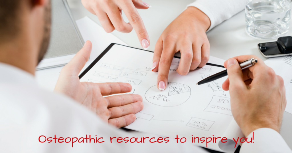 5 Fabulous Osteopathic Resources