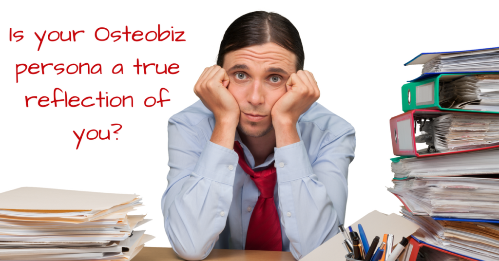 Is your Osteobiz persona a bit dull?
